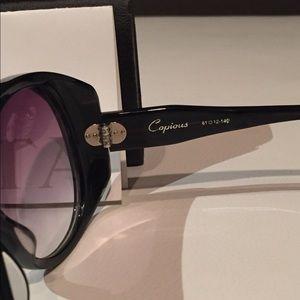 DITA Accessories - DITA Unisex Sunglasses - Aviator Style - Authentic